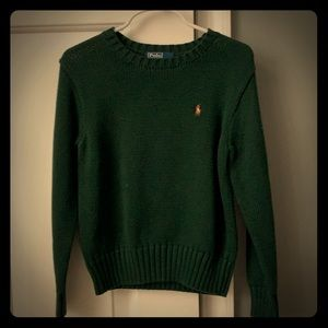 Brand new, never worn gorgeous Polo sweater!